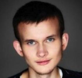 Vitalik Buterin headshot