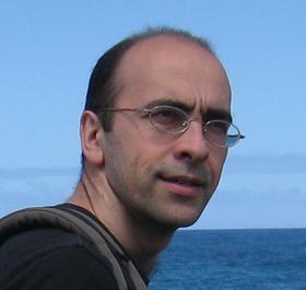 Jordi Herrera-Joancomarti headshot